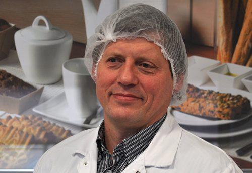 PLC-besturing aanvoer broodsnijmachine