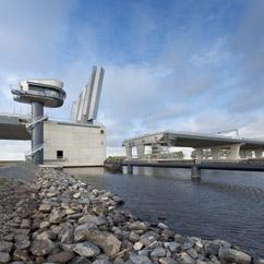 Ramspolbrug VSE energieneutraal
