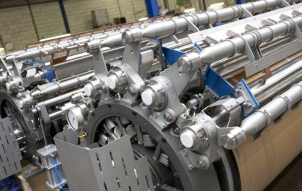 Industriële automatisering Andritz