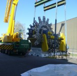 Rosario Can Technology levert 26 ton zware machine om blikjes te bedrukken