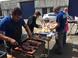Barbeque VSE Business Succes Award 2015