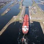 Nieuw sluizencomplex IJmuiden krijgt innovatief ontwerp