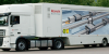 Bosch Rexroth Lineair Showtruck naar Schoonhoven
