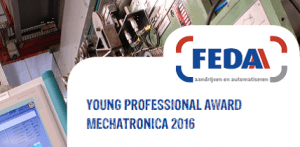 Young Professional Award Mechatronica 2016