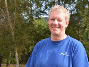 Motionspecialist Jan van Vuuren