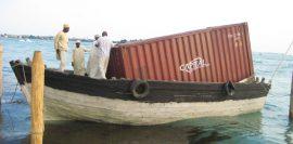 Containerpraat