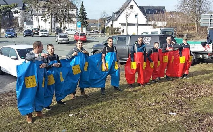 Teambuilding in Winterberg