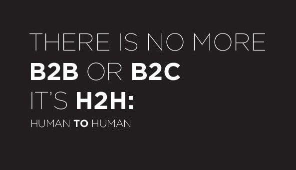 Vraag het VSE – B2B naar H2H