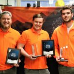Team Rembrandts sleept 3 awards in de wacht