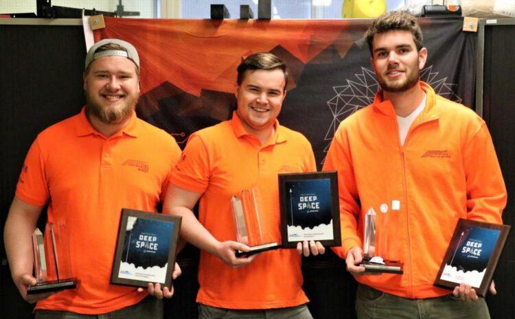 Team Rembrandts sleept 3 awards in de wacht
