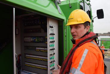 Baas boven baas – Woltman's 3000 PDS aan het werk