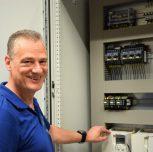 Nieuwe lijntjes  Teamleider paneelbouw: Carel van Weijen