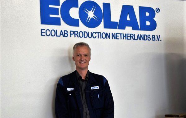 Ecolab – herstel productielijn