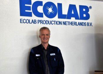 Herstel productielijn Ecolab