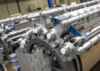 Industriele automatisering Andritz