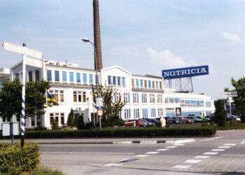 Industriele automatisering Nutricia / Danone (Brabant Engineering)