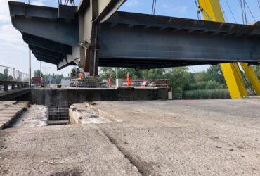 Alle ogen gericht op besturing – 3B-opbouw als eerste op Wantijbrug