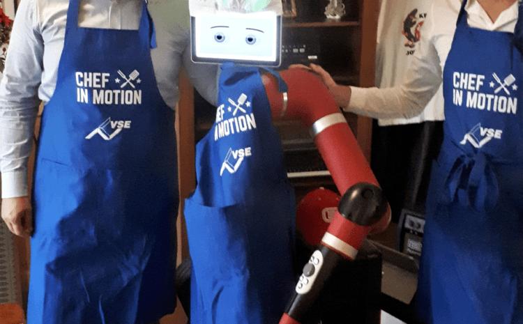 Voor u gelezen: De cobot als modern werkdier